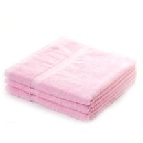 内野 UCHINO 素色绣字浴巾 UUH04789D-N
