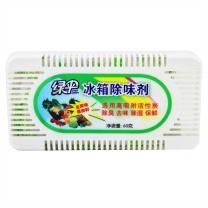 绿伞 EverGreen 冰箱除味剂 60g  60盒/箱