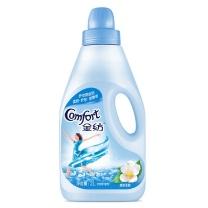 金纺 Comfort 衣物护理剂 2L  6瓶/箱 (清新柔顺)