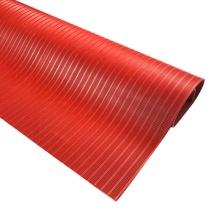 爱柯部落 耐信耐高压绝缘橡胶垫 红色5000v 1mx1mx3mm