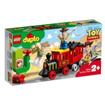 乐高 LEGO 玩具总动员火车 10894 得宝系列