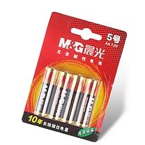 晨光 M&G 碱性电池5号  12节/组