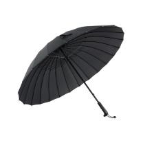 美度 男士商务型素色长柄晴雨两用雨伞 M5005 24骨