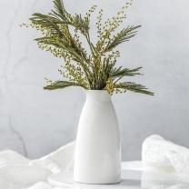 佳佰 花瓶 15.8*8.5CM (白) 独立包装