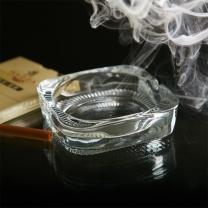 青苹果 GREEN APPLE 玻璃烟缸 G1024