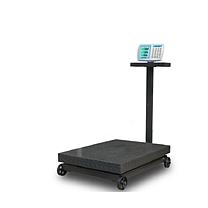 英衡 带轮电子磅秤1000kg 台面60*80