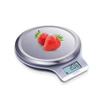 香山 0.1克高精准电子秤厨房秤烘焙称 EK813 (银色)