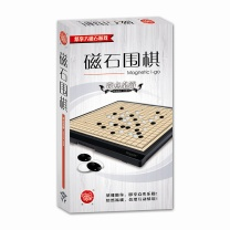 奇点 围棋 亚克力 十九路  悠享大磁石系列游戏