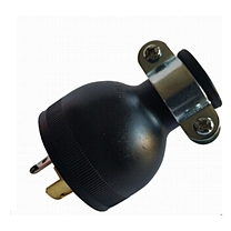国产 三孔插头  本田3KW汽油发电机用
