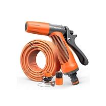 亿力YILI 洗车水枪套装 高压可调节水枪洗车神器20米套装