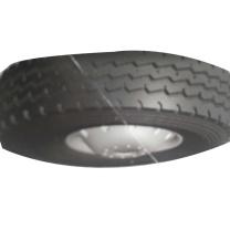 千里马 轮胎 9.00R20 XR818 (黑色) 钢丝/层级16