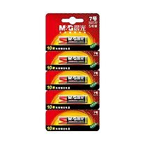 晨光 M&G 7号碱性电池(可撕装) ARC92567  5节/卡