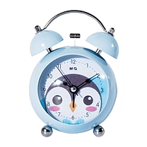 晨光 M&G 闹钟时尚圆形 ARCN8215 3寸