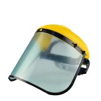 代尔塔 DEITAPLUS 头箍式PC防化防冲击面罩 101304