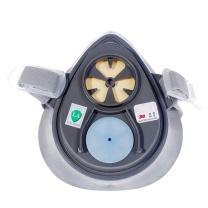 3M 防毒面具 3200  防颗粒 粉尘(不含滤毒盒及滤棉)