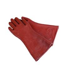 双安 绝缘手套 (红色) (12KV) (红色)