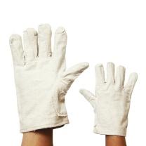 国产 21支棉帆布手套  10付/打 (中国电建链接)新老包装交替以实物为准