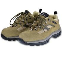 代尔塔 DEITAPLUS 低帮安全鞋 301305 42码 (耐高温250度 防砸防穿刺防静电)