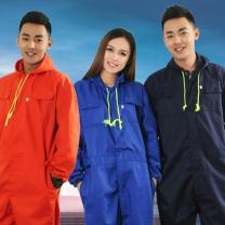 国产 连体衣工作服 170码 (藏蓝色)