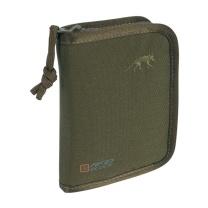 塔虎 TT防无线射频识别钱包 卡包 无线射频识别屏蔽 RFID B Cordura 700D面料 (橄榄绿色) (德国)