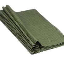 安赛瑞 编织袋 39861 50×90cm (绿) 100条装