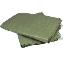 安赛瑞 编织袋 39863 90×120cm (绿) 50条装