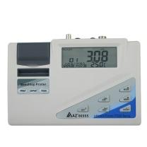 AZ 台湾衡欣多功能水质检测仪 台式PH计 TDS水质检测盐度计电导率仪ORP测试带打印 86555