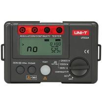 优利德 绝缘电阻测试仪 UT502A