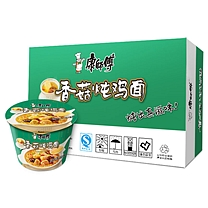 康师傅 Master Kong 香菇炖鸡面 101g/碗  12碗/箱