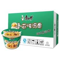 康师傅 Master Kong 香菇炖鸡面 经典  12碗/箱