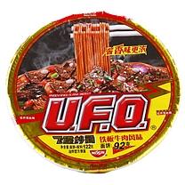 日清 NISSIN 铁板牛肉味炒面 122g/碗  12碗/箱