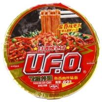 日清 NISSIN 鱼香肉丝味炒面 122g/碗  12碗/箱
