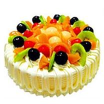 科力普 COLIPU 生日蛋糕(下单前请与客服沟通您的定制信息) 8寸