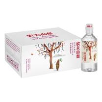 农夫山泉 饮用天然矿泉水 400ml*24瓶/箱