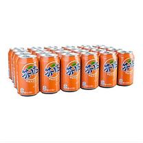 芬达 橙味汽水 330ml