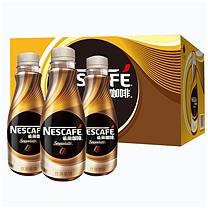 雀巢 Nestle 咖啡 268ml/瓶15瓶/箱 (丝滑拿铁)