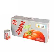 中粮 COFCO 屯河番茄汁无糖礼盒  250ml*10罐