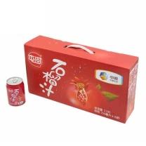 中粮 COFCO 屯河石榴汁礼盒  250ml*10罐