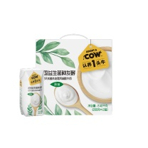 认养一头牛 酸奶 200g*12