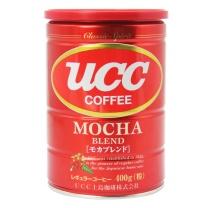 悠诗诗 UCC 摩卡综合焙炒咖啡粉 400g