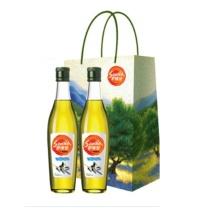 萨维亚 初榨橄榄油礼盒 500ml*2