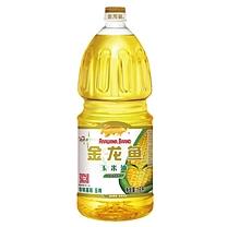 金龙鱼 玉米油 1.8L 24桶起订(非转基因6桶/箱)