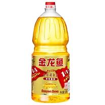 金龙鱼 黄金比例食用调和油 1.8l