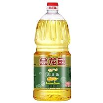 金龙鱼 精炼一级大豆油 1.8l