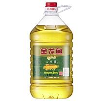 金龙鱼 精炼一级大豆油 5L