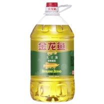 金龙鱼 精炼一级大豆油(非转) 5L