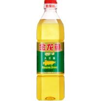 金龙鱼 精炼一级大豆油 900ML