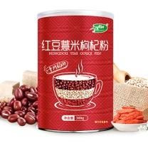 十月稻田 红豆薏米枸杞粉 300g