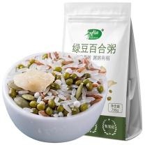 十月稻田 绿豆百合粥 750g