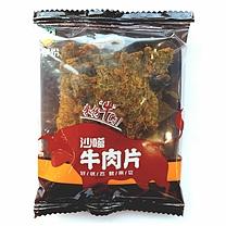 来伊份 沙嗲牛肉片 2.5kg  50包左右 (游族/派克)